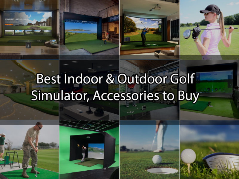 Best Golf Simulator Reviews with Buying Guide of 2021